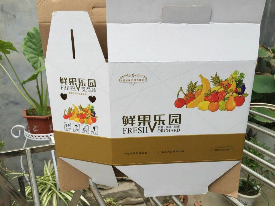 水果纸箱包装